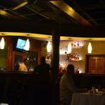 Nice atmosphere inside dining room