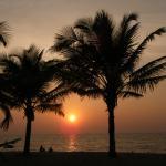 Sunset at Marari