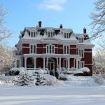 Blomidon Inn Winter 2016