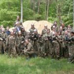 Fireball Mountain Laser Tag Adult Groups
