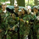 Fireball Mountain Team Building Events