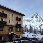 Photo de Hotel Lac Bleu