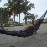 Natalia Descansando