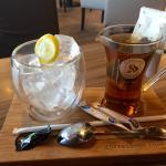 Ice tea - it was really good