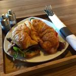 Best ham & cheese sandwich
