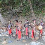 Musical introduction to the Embera tribe