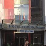 Krishna Palace Hotel Foto