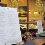 Max Restaurant at Park Place Lodge