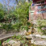 "Casita Roja - the ""Treehouse Cabin"""