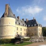 Chateau de Berticheres Foto