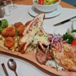 Restaurant David, Wirtshaus Wendelstein