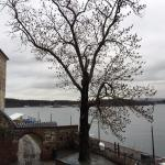 View from Akershus
