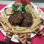 Meatballs (burger)