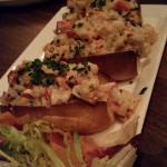 Warm Lobster Sliders