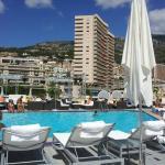 Bilde fra Fairmont Monte Carlo