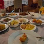 Marie Antoinette Restaurant; Victoria; Seychelles