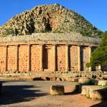 Tomb of Juba and Cleopatra, Tipasa