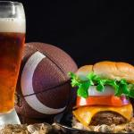 Best place for Burgers, brews and games on TV