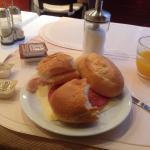 Foto de Hotel Opera Bruxelles