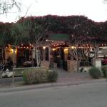 El Ranchito outdoor seating