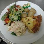 Our Homemade Quiche