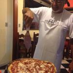 A Pizza Na Pedra