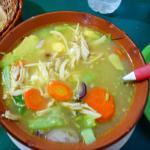 FABULOUS Chicken Soup!