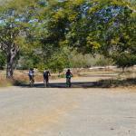 on the back roads of Mazatlan