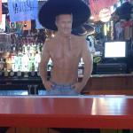 Sombrero Sam was our entertainer!