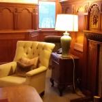 Library Suite, Lounge Area