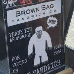 Brown Bag Sandwich Companyの写真