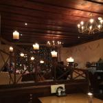 Restaurant Mercato von innen.