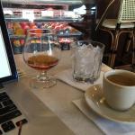 Foto de Newberry Bros. Coffee & Prohibition Bourbon Bar