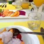 Frühstück mit ❤