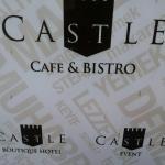 Castle Cafe & Bistro Foto