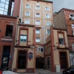 BEST WESTERN Hotel Athenee Resmi