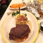 Land and Sea Tenderloin and Backfin Crab Cake