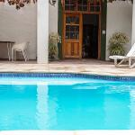 A new heated swimming is a new addition to the backpackers, to extend the swimming season