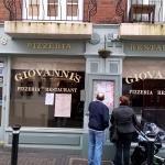 Giovanni's Pizzeria, Malahide