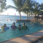 Tamaraw beach and pool