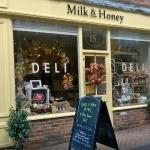 Our Autumn Shop Front