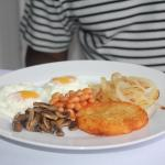Home cooked Breakfast