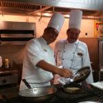 Bob listens to Chef Leonardo to create a fabulous Risotto - like no other.