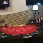Ultimate Texas Holdem Table
