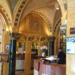 L'entrée de l'Hôtel d'Anjou