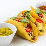 Delicious, taco