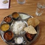 My Thali Style Dinner