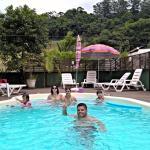 piscina limpa e segura