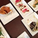 Small Plates are two-for-one before 6 pm - and fun to share!