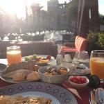 Solano Restaurant Outdoor Terrace
